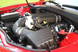 2010 camaro ss magnacharger intercooled supercharger kit black