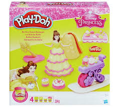 buy play doh guest banquet disney princess belle argos