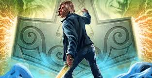 book review the hammer of thor by rick riordan