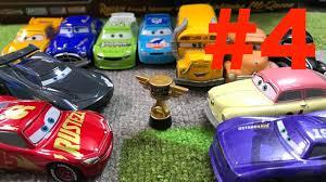 disney cars 3 race qualifying tournament 04 youtube
