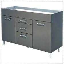 meuble cuisine 120 cm meuble sous evier 120 cm meuble sous lavabo fly meuble sous evier