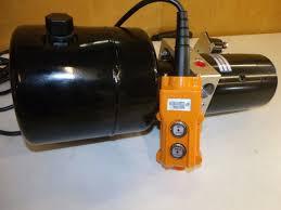 Haldex Barnes Gear Pump Jsb Barnes Haldex 12 Volt Hydraulic Pickup Hay Bale Spear Pump