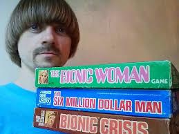 men hair colour board 2015 bionic board games 1970s weird paul bionic man woman crisis six