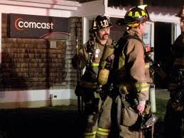 fire at comcast interrupts tv internet service cape cod chronicle