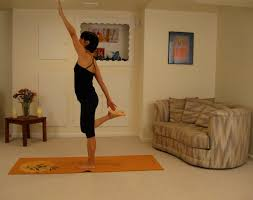 Yoga Poses You Can Do At Your Desk Yoga At Home For Absolute Beginners Yoga Away From Home