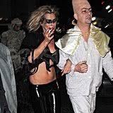 Conehead Costume Photos Of Celebrities In Halloween Costumes Including Brad Pitt