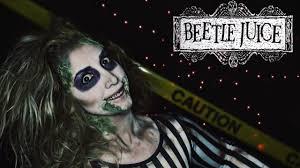 beetlejuice halloween makeup easiest most realistic