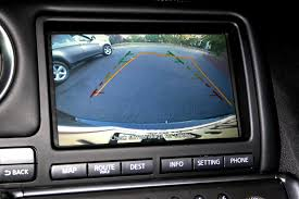 Nissan Gtr Back - rear camera kit us2011 u0026 eu satnav car kit company