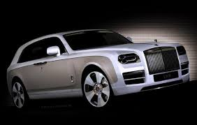 rolls royce suv envisions first ever rolls royce suv