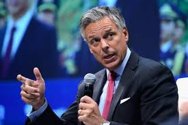 jon huntsman is said to accept post as ambassador to russia the