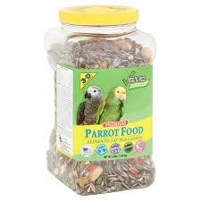 Parrot Decorations Home by 3 D Pet Products Premium Parrot Food 4 Lbs Walmart Com