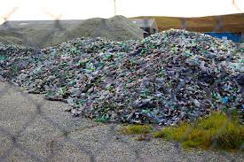 sic exporting glass for recycling is cheaper shetland news