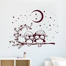 Owl Wall Decor by Wall Decals Vinyl Sticker Home Decor From Supervinyldecal On