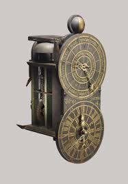 twoway st astronomical wall clock three train movement plates
