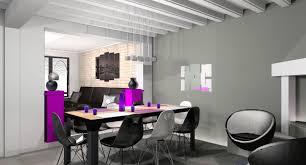 papier peint pour salon salle a manger indogate com idee deco cuisine salle a manger