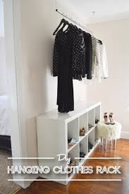 clothing hanging rack compact hanging clothing rack 56 hanging