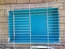 gabbie per conigli nani usate 2 gabbie per conigli nani da compagnia usate a citt罌 di