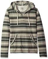 baja sweater mens s striped hoodie sweater shopstyle
