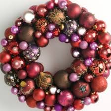 Christmas Wreath Decorations Wholesale Uk by Bauble Wreaths Product Categories Christmas Wreaths Direct