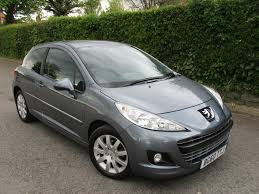 peugeot company used peugeot 207 hatchback 1 6 hdi sportium 3dr in stockport