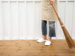Laminate Floor Brush Easy Cheap And Green Cleaning Tips For Floors Hgtv
