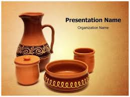 download our professionally designed pottery ppt template this