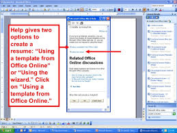 How To Create Resume In Ms Word 2007 Microsoft Word Seminar Part 1