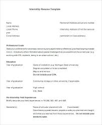 Experienced Professional Resume Template Sample Of A Good Resume Format U2013 Topshoppingnetwork Com