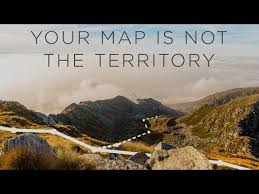 the map is not the territory your map is not the territory greg boyd