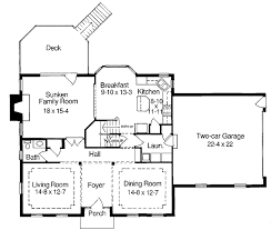 classic home floor plans plan 3992st classic colonial colonial laundry chute and plant