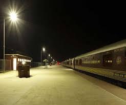 maharajas express train exterior