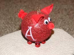 hog ornament ornament home decor housewares tree