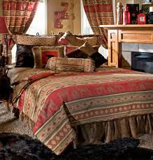 western bedding rustic comforter sets sheets linens and
