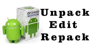 apk software how to unpack edit and repack apk file no software needed