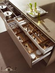kitchen cabinets interior cool kitchen drawers home designs project