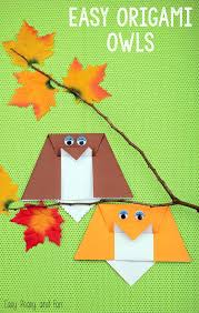 Step By Step Origami For - simple origami owl origami for easy peasy and