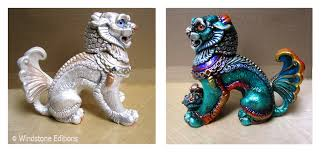 pictures of foo dogs foo dogs by reptangle on deviantart