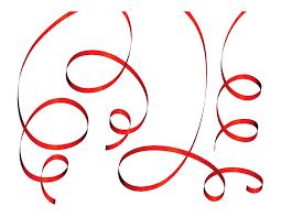 christmas ribbon christmas ribbon vector free vector 4vector