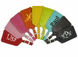 and groom luggage tags personalized luggage tags in gorgeous leather colors for the