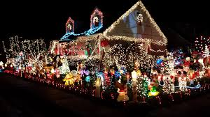 Christmas Lights House by Christmas Magic U0027 At Union Residents U0027 Light Spectacular Union Nj