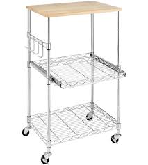 Stainless Steel Kitchen Island Cart by Stainless Steel Kitchen Island Cart In Kitchen Island Carts