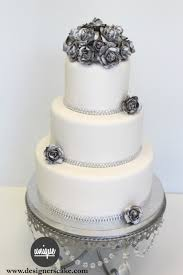 silver wedding cakes wedding cakes best wedding cakes in miami custom cupcakes