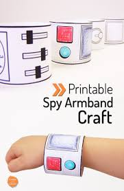 craft pack freebies printable crafts armband and craft