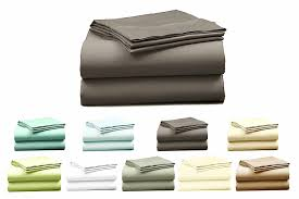 amazon com elles bedding collections bed sheets 100 cotton sheet
