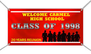 high school reunion banners reunion banners for family school class at cheap price circleone