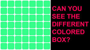 if you only see one color you u0027re color blind youtube