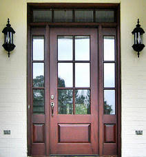 Front Exterior Door Mission Style Front Entry Exterior Doors Mission Style