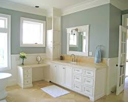 furniture fancy bathroom double sinks and make up vanity