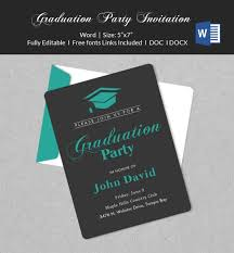graduation invitation templates microsoft word u2013 gangcraft net