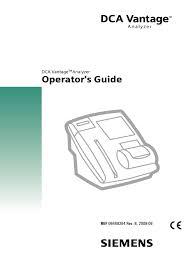 dca operators guide creatinine renal function